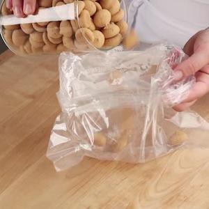 Bolsas para tiendas transparentes